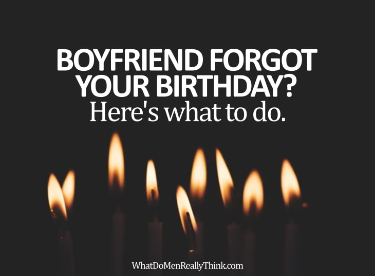 sweet things to do for boyfriends birthday