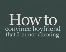 Boyfriend Not Talking After A Fight | WhatDoMenReallyThink.com