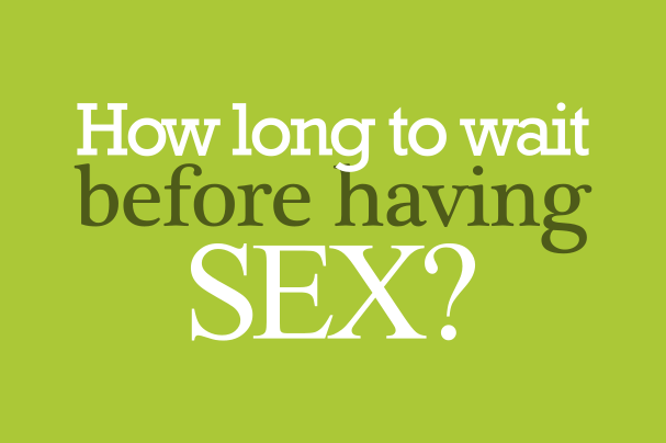 How long to wait for sex images 72